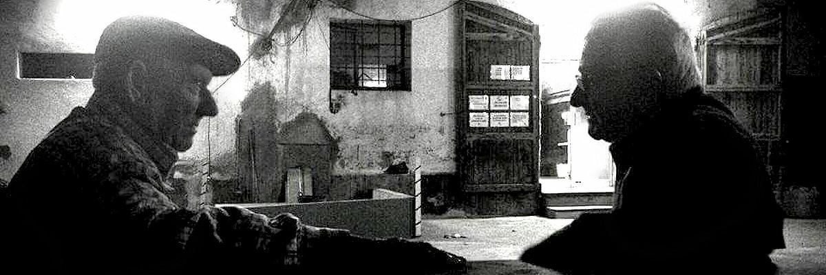 Mas Montseny de nit, amb en Josep Catà